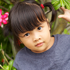 cute young vietnamese girl