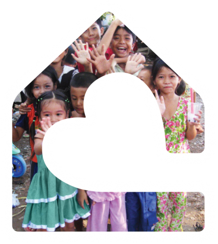 HOL children in house logo