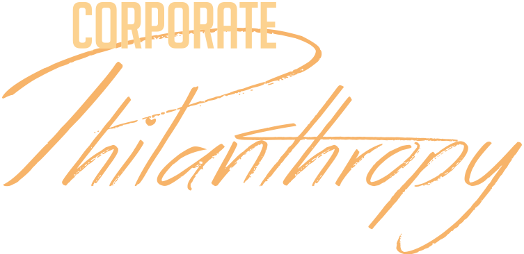 Corporate Philanthropy header